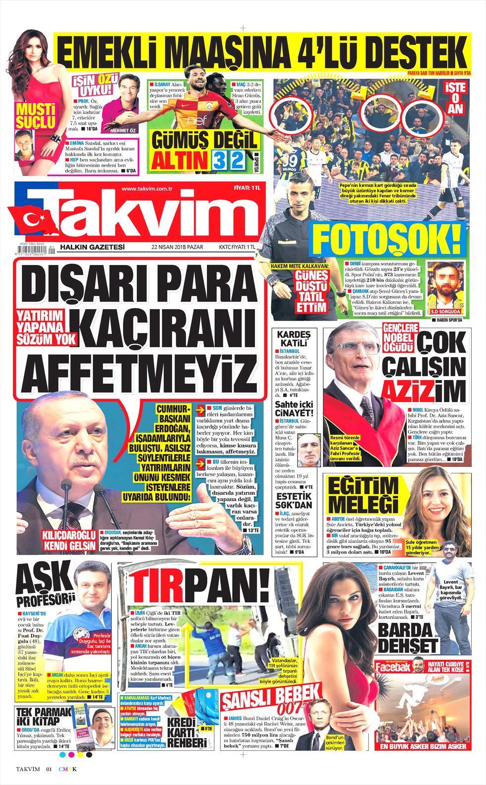 Takvim Gazetesi