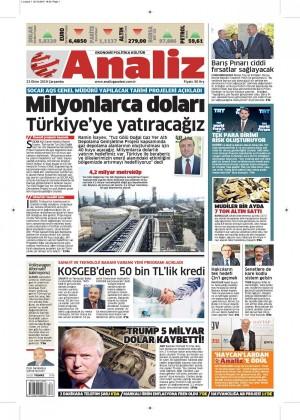 Harbi Gazete Gazetesi