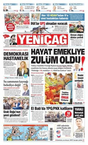 Yeniçağ Gazetesi