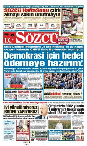 Sözcü Gazetesi