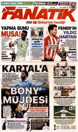 Fanatik Gazetesi