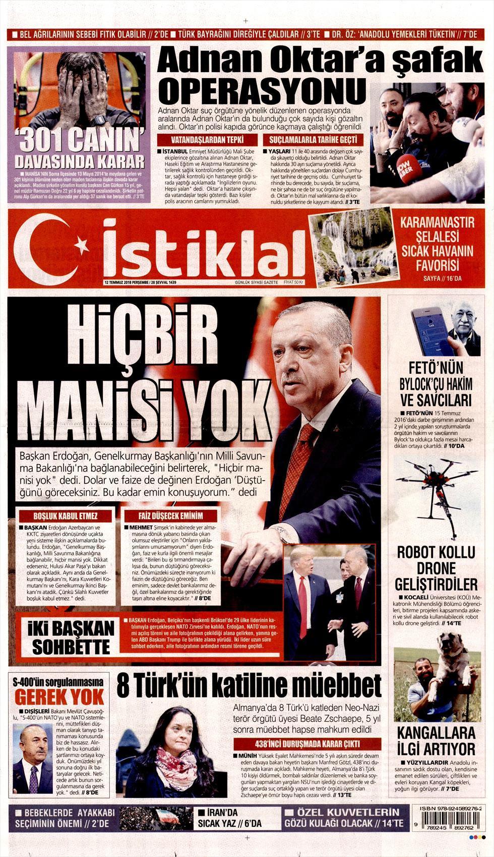 İstiklal Gazetesi