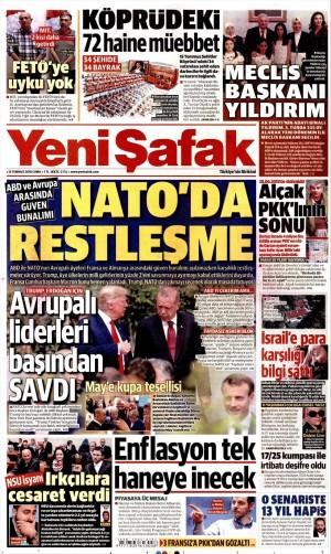 Yeni Şafak Gazetesi
