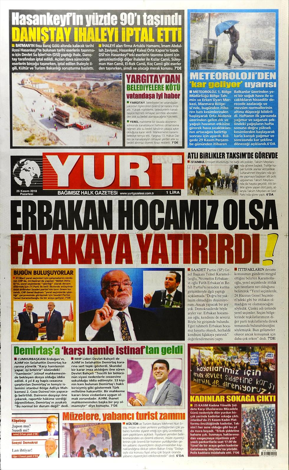 Yurt Gazetesi