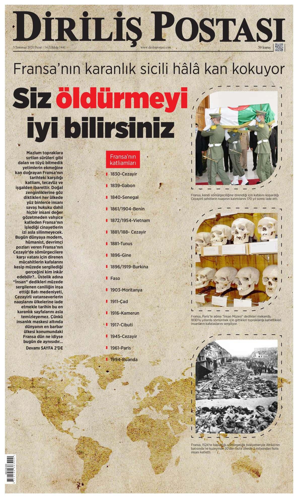 Diriliş Postası Gazetesi