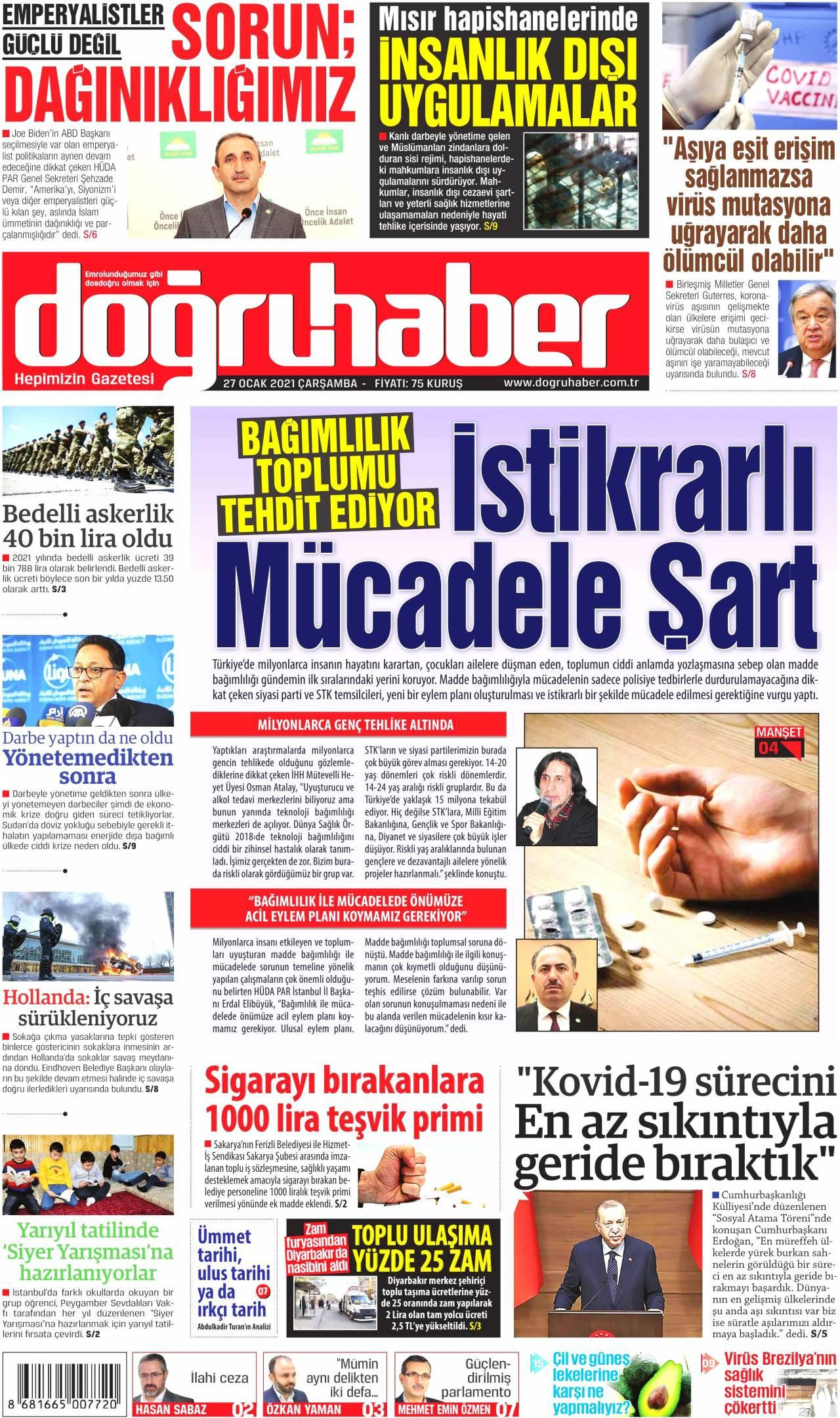 Doğru Haber Gazetesi