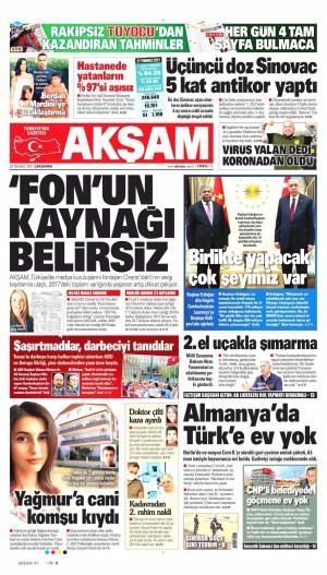 Akşam Gazetesi